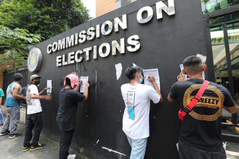 Comelec open to extension of voter registration