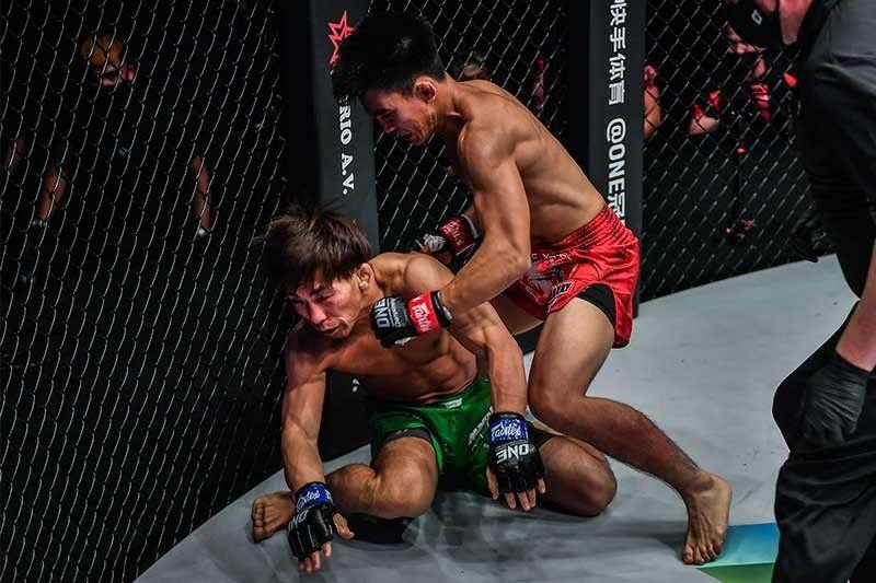 Pacio destroys Saruta in first round to retain ONE strawweight title