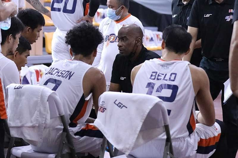 Meralco after playing spoiler to Ginebra's title bid: 'We just wanted to win the game'