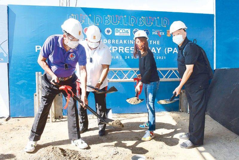 Pasig River hybrid expressway breaks ground