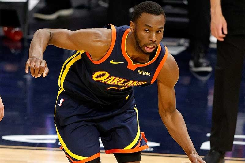 Wiggins out of Warriors home games over vaccine stance