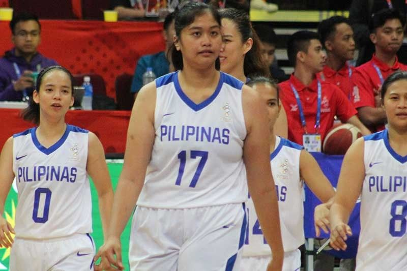 Castro up to tall task against bigger centers in FIBA Women's Asia Cup