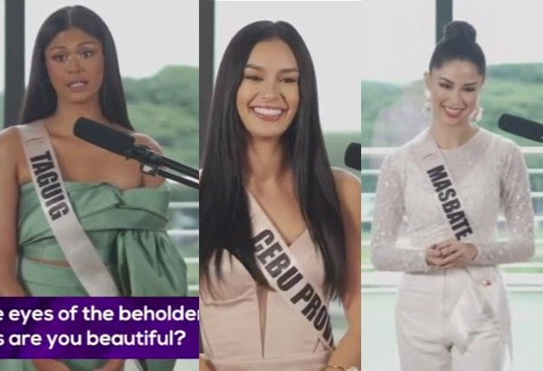 New favorites emerge from Miss Universe Philippines 2021interview preliminaries