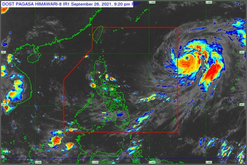 Another typhoon seen to enter Philippines tomorrow