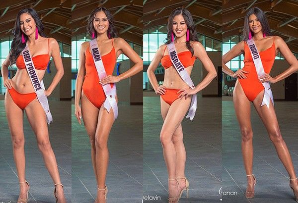 Top 10 standouts at Miss Universe Philippines 2021 swimsuit preliminaries