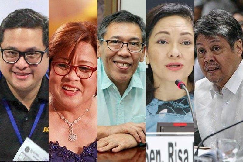 LP picks initial senatorial bets for 2022 polls