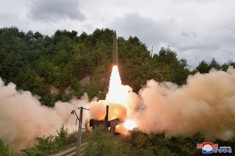 North Korea fires 'unidentified projectile' � South's military