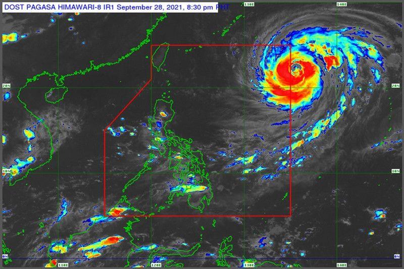 �Typhoon may intensify as it enters PAR�