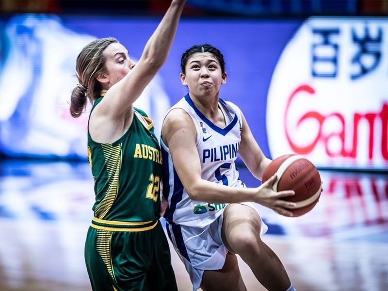Gilas women in must-win situation vs Chinese Taipei