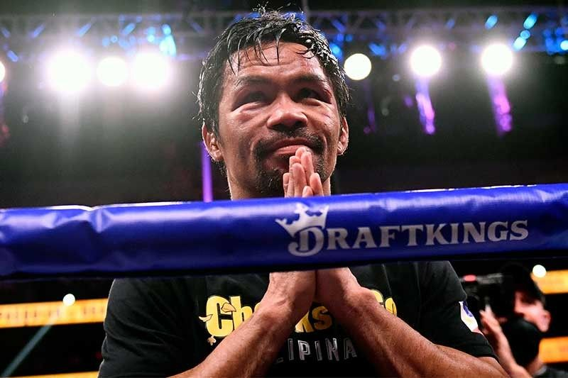 International media hail Pacquiao after official retirement