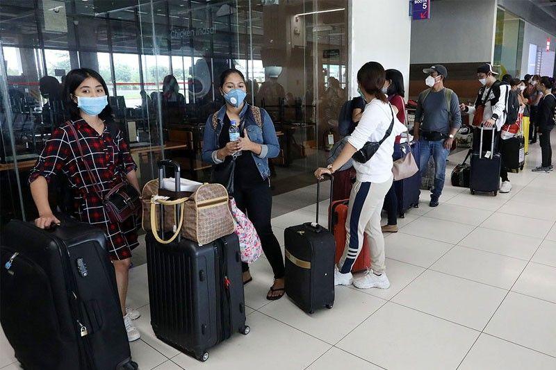 Duterte wants shorter quarantine for arriving travelers
