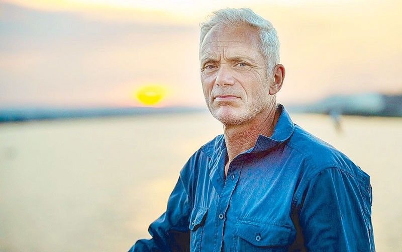 Jeremy Wade searches for more elusive creatures in Unknown Waters