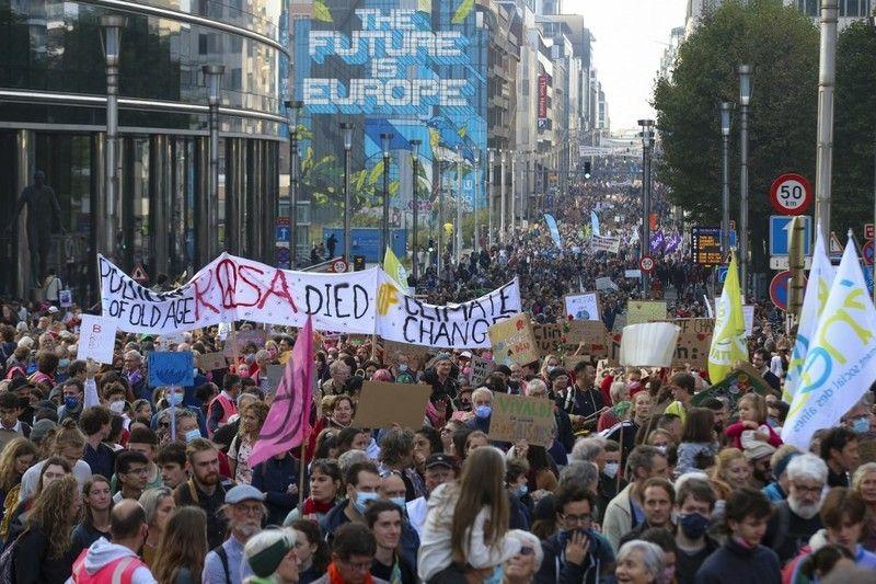 Climate justice: Rich nations dodge finance pledge