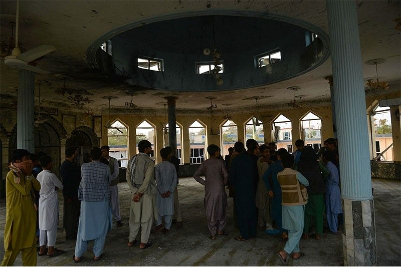 Afghan Shiites stunned but not broken by mosque blast