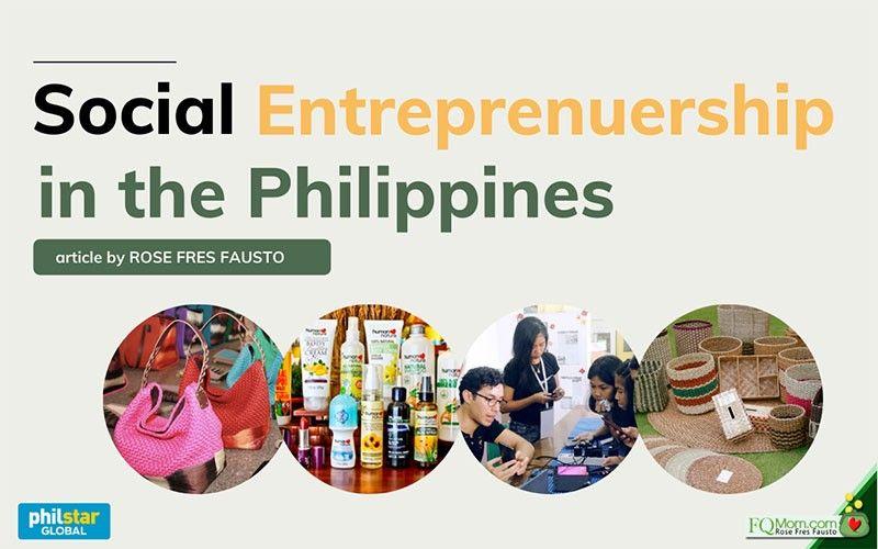 Social entrepreneurship in the Philippines