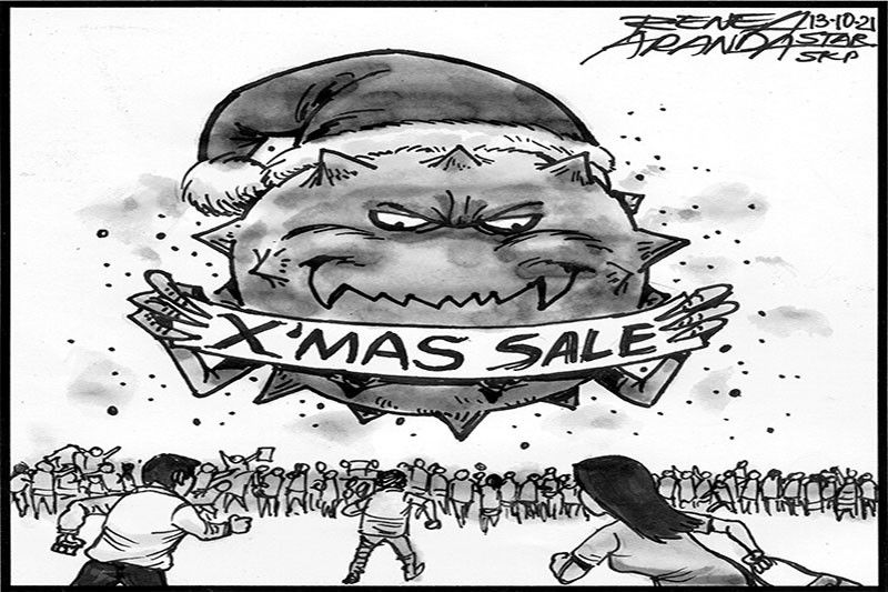EDITORIAL - Holiday crowding