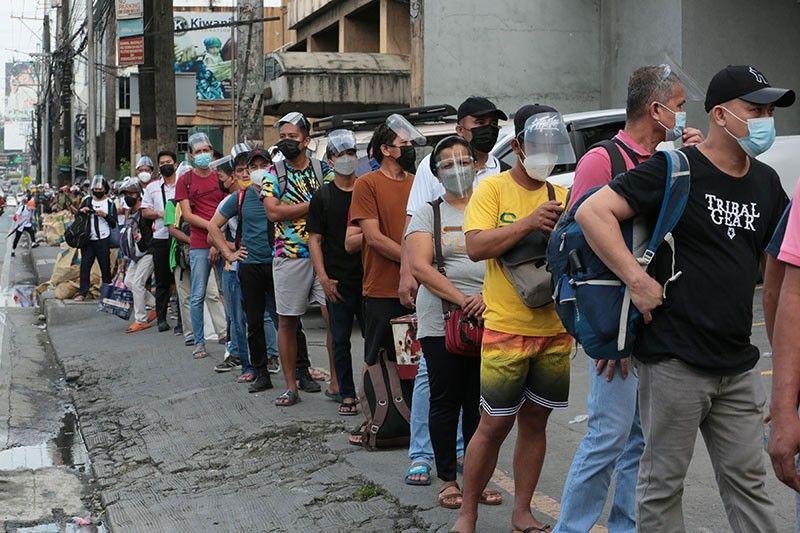 COVID-19 cases in Quezon City continue to drop � OCTA
