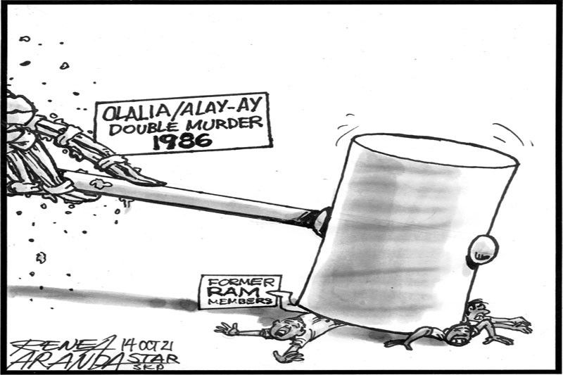 EDITORIAL - Partial justice, after 35 years