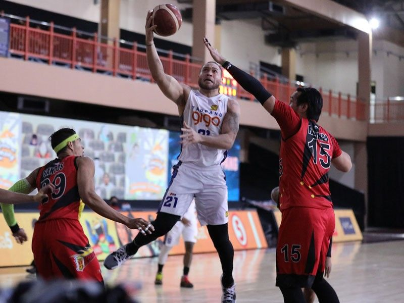 Complete Tropang Giga reassert might, rout Beermen for 3-2 lead