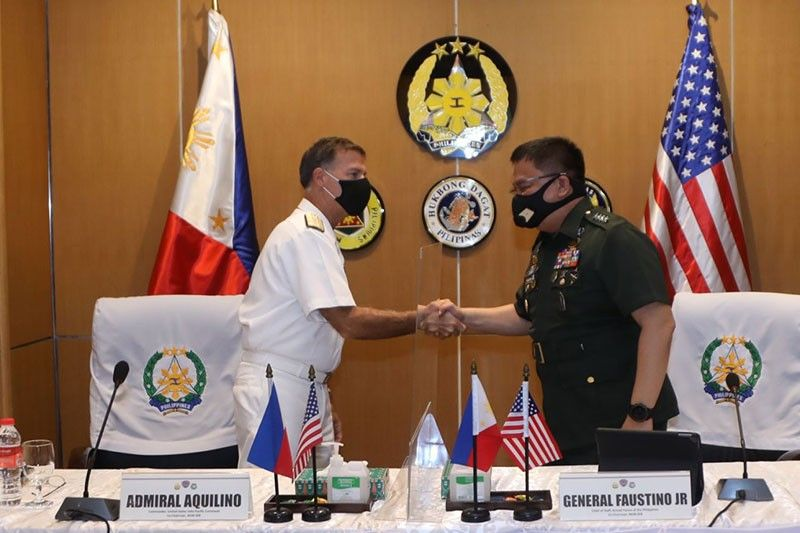 Months after VFA restoration, Philippines agrees to hold over 300 military activities with US