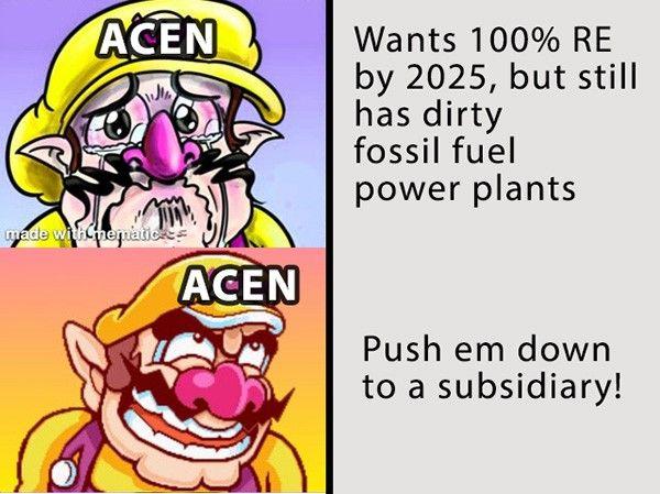 Comentario de archivo: AC Energy entierra plantas de combustibles fósiles en la subsidiaria ACEX
